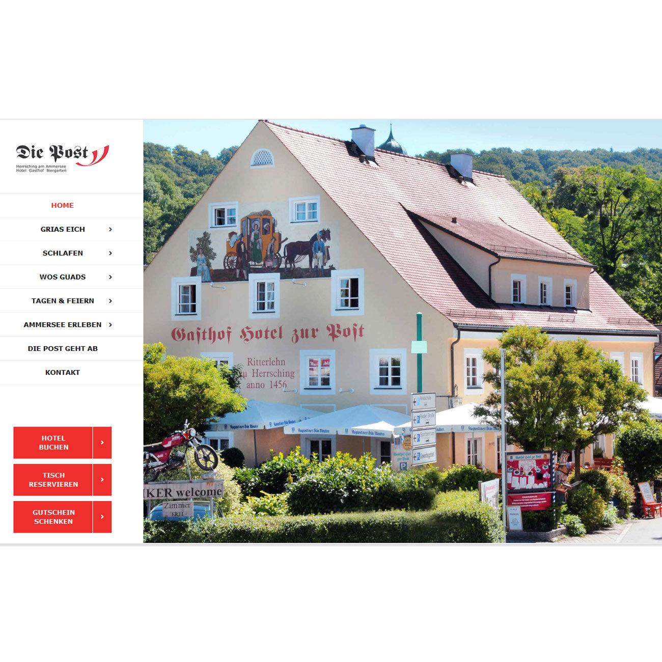 Hotel Gasthof Die Post in Herrsching