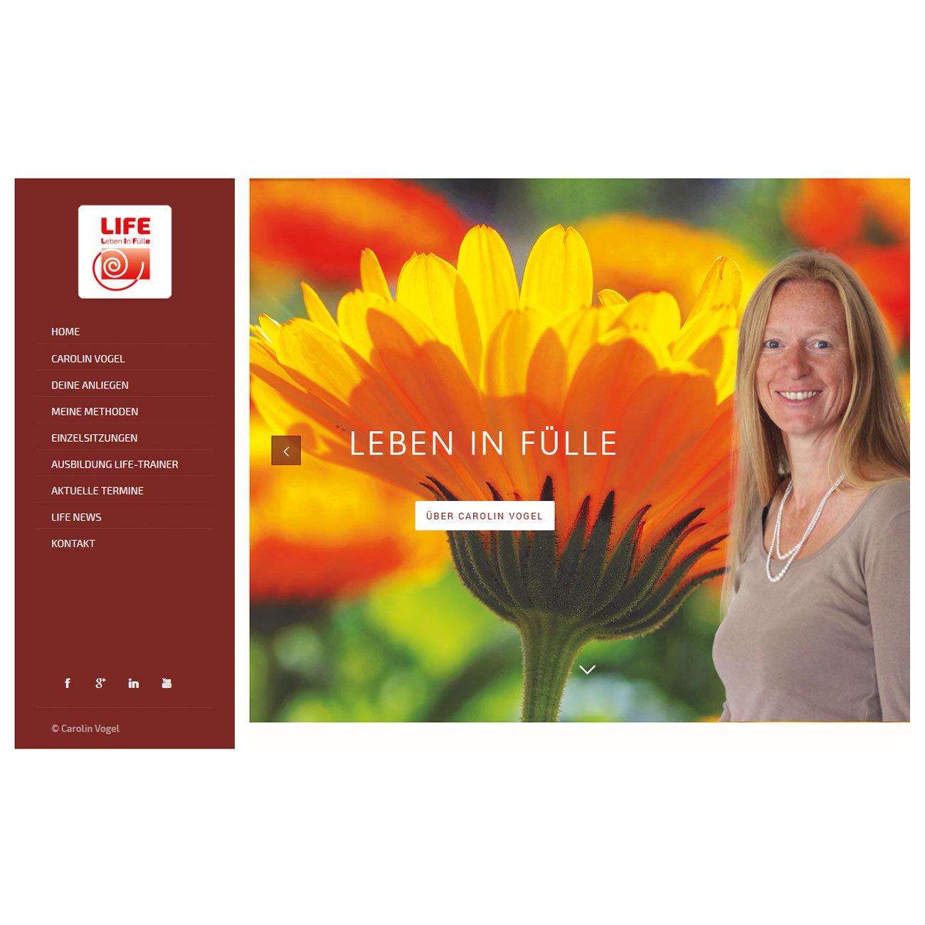 Carolin Vogel | Heilpraktikerin für PsychotherapieCarolin Vogel | Heilpraktikerin für Psychotherapie
