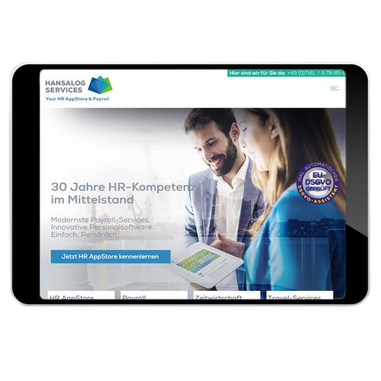 HANSALOG Services GmbH
