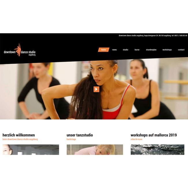 downtown dance studio augsburg
